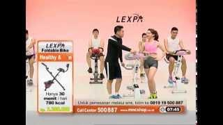Download LEXPA Folding Bike - MNC Shop Product Video