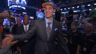 Download Behind The Scenes Of The 2011 NBA Draft With Klay Thompson Video