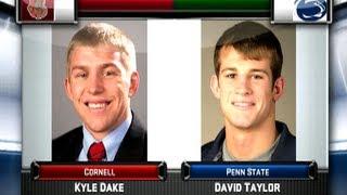Download Kyle Dake vs David Taylor - 2012 NWCA All Star Classic Video