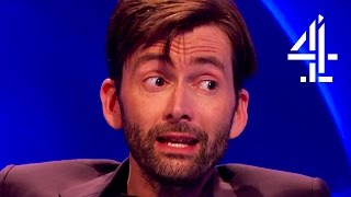 Download David Tennant Creeps Everyone Out With His English Villain Accent | The Last Leg Video