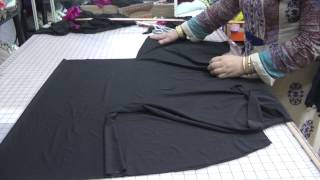 Download cutting pleated abbaya. Video