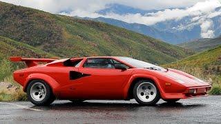 Download Lamborghini Countach Review - Driving the Icon - Exotic Driver Video