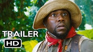Download Jumanji 2: Welcome to the Jungle International Trailer #1 (2017) Dwayne Johnson, Kevin Hart Movie HD Video