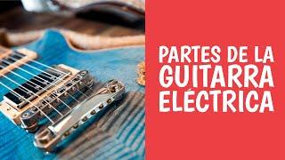 Download ¿Conoces las 17 Partes de la Guitarra Eléctrica? [+Cómo Funciona] Video