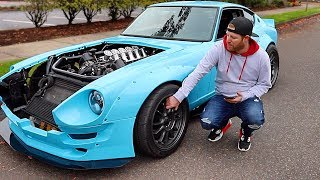 Download How Much Did The 240z Cost To Build? Video