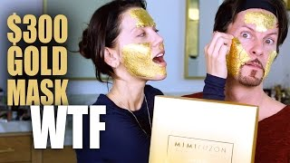 Download REAL 24K GOLD MASK ... WTF | First Impressions Video