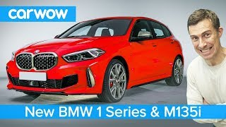 Download All-new BMW 1 Series and M135i 2020 revealed - has BMW ruined its baby? Video