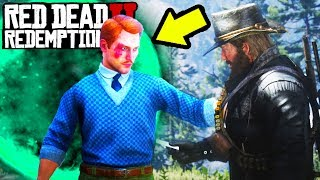 Download TIME TRAVELING PORTAL FOUND in Red Dead Redemption 2! Time Travel Easter Egg In RDR2! Video