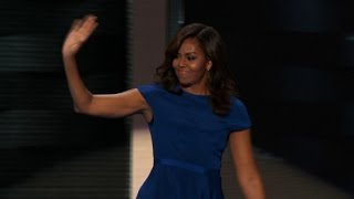 Download Michelle Obama's entire Democractic convention speech Video