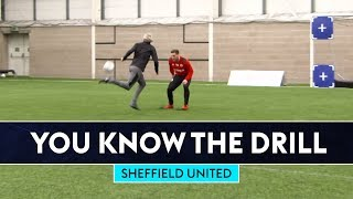 Download Bullard Rainbow Flicks Billy Sharp!! | You Know The FIFA Drill | Sheffield United Video