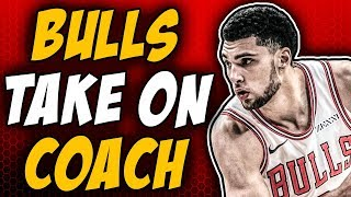 Download Bulls Players Want To Overthrow Their Coach? Video