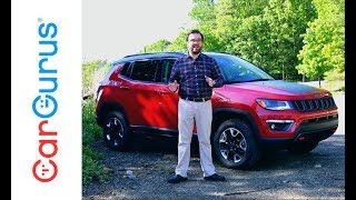 Download 2017 Jeep Compass | CarGurus Test Drive Review Video