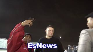 Download Funny Security Try To Shutdown Nate Diaz Interview With Seckbach Look What Happens EsNews Boxing Video