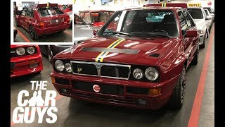 Download Lancia Delta Integrale Final Edition - what an INCREDIBLE CAR! Video