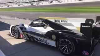 Download IMSA Daytona DPI GTLM GTD Test Video