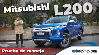 Download Test Mitsubishi L200 Optimus Pick-Up | Autocosmos Video