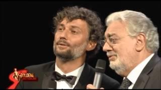 Download Placido Domingo & Jonas Kaufmann. Franz Lehar - Dein ist mein ganzes herz Video