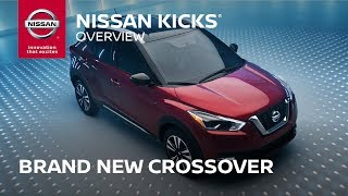 Download 2018 Nissan Kicks - Brand New Crossover Video