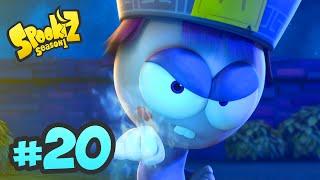 Download Spookiz | 120 - Furious Kongkong (Season 1 - Episode 20) | Videos For Kids 스푸키즈 Video