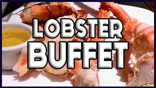 Download All You Can Eat Lobster Bally's Las Vegas Buffet FULL TOUR Video