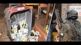 Download GEISELNAHME KÖLN: Sprengsatz war mit Stahlkugeln präpariert Video