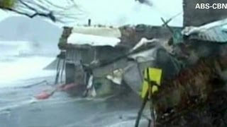 Download Typhoon Haiyan stronger than Katrina and Sandy combined Video