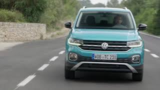 Download ENDELIG kører vi Volkswagen T-Cross Video
