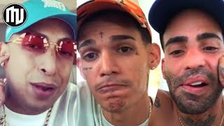Download FUERTE: ¡Ñengo Flow expulsa a El Domino de los Real-G! | Arcangel se desahoga Video