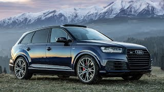 Download THE MIGHTY 2018 AUDI SQ7 (900Nm!!!) - Audis most powerful SUV that many won't get (US, Canada etc) Video