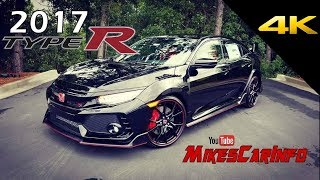 Download 2017 2018 Honda Civic Type R - Ultimate In-Depth Look In 4K Video