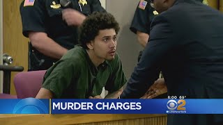 Download Mother Shouts At Teen Accused In Girl's Murder Video