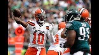 Download RG3 Browns Highlights Video