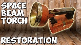 Download 1970's Space Beam Torch - Lets Restore It Video