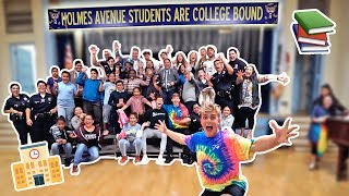Download SURPRISE PRANKING FANS IN SCHOOL (THEY FREAKED OUT) Video