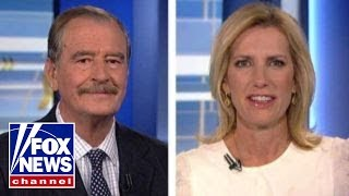 Download Vicente Fox reacts to the White House immigration plan Video