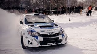 Download Launch Control: Higgins fights for win after crash at Sno*Drift Rally (Part 2) - Episode 3 Video