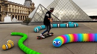 Download Slither.io In Real Life 3 | Future Gaming Video