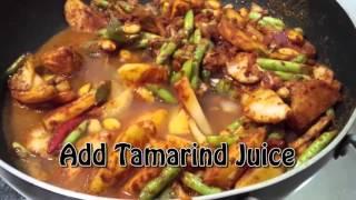 Download Karuvodu Kolambu (Salt Fish Curry) in just 20 minutes Video