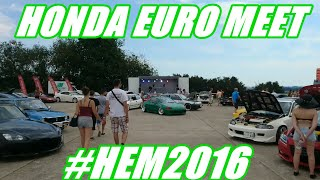 Download Honda Euro Meet HEM #7 2016 Clastres racetrack | Themidnightgarage #105 Video
