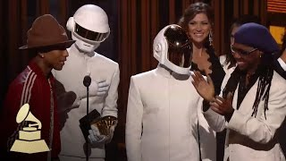 Download Daft Punk Win Record of the Year | GRAMMYs Video