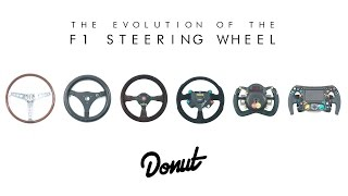 Download The Evolution of F1 Steering Wheels | Donut Media #FormFollowsFunction Video