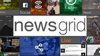 Download NewsGrid: Al Jazeera's interactive news hour Video