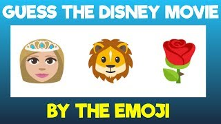 Download Can You Guess The Disney Movie By The Emojis? | Emoji Puzzles[Spot&Find] Video
