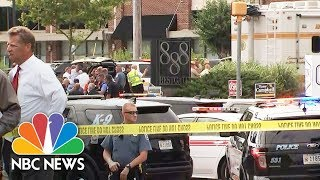 Download Multiple Killed In Capital Gazette Office Shooting In Annapolis, Maryland | NBC News Video