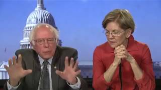 Download Bernie Sanders working & middleclass demands: Gov shutdown Friday unless spending bill passes Video