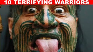 Download 10 Ancient Warriors That Will Scare You Senseless Video