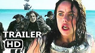 Download PIRATES OF THE CARIBBEAN 5 - Salazar's Ghosts Army Official Clip (2017) Disney Movie HD Video