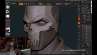 Zbrush (Hair and Vines) Free Download Video MP4 3GP M4A