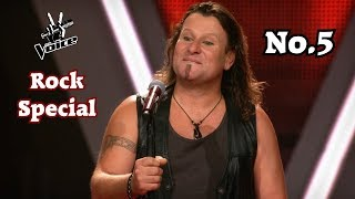 Download The Voice - Best Rock/Metal Blind Auditions Worldwide (No.5) Video