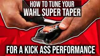 Download How To Tune Your Wahl Super Taper For A Kick Ass Performance Video
